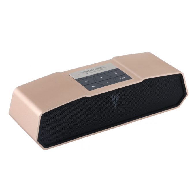 Loudest Bluetooth Speakers Portable / Rock Sound Bluetooth Wireless Speakers Outdoor