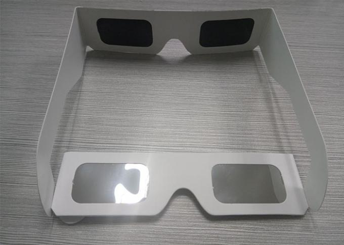 Paper Baader solar eclipse viewer Customized Logo For Education , CE Approved