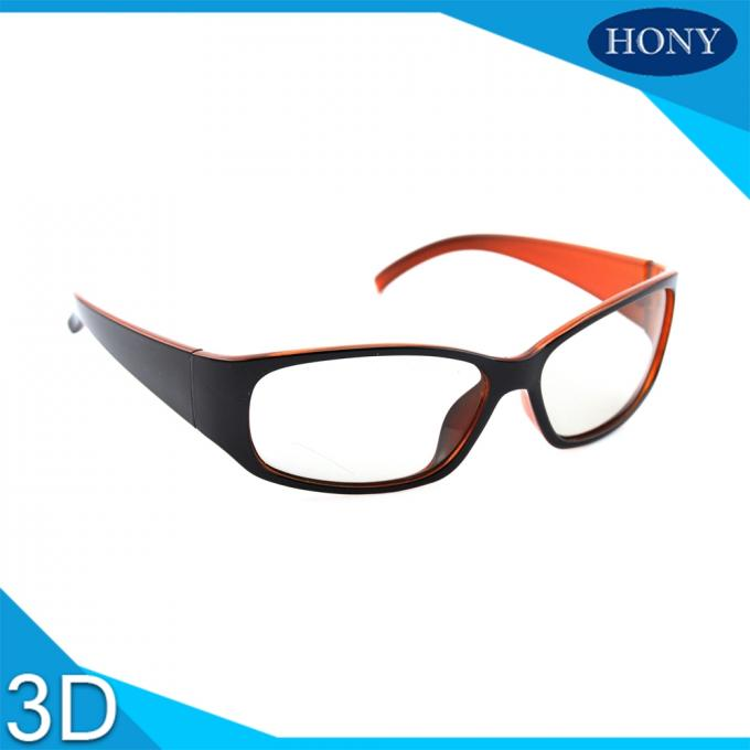 Reald  PC Plastic Circular Polarized 3D Glasses For 3D Movies