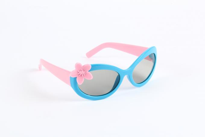 3D Cinema Glasses For Children Anti Scratch Lens Long Time Use