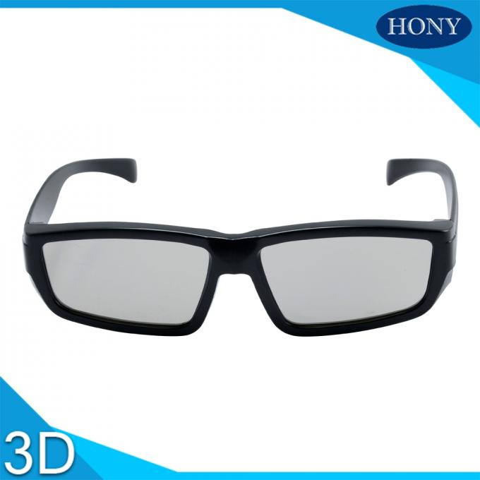 RealD Volfoni Standard Big Frame Plastic Circular Polarized Glasses Anti Scratch Lens