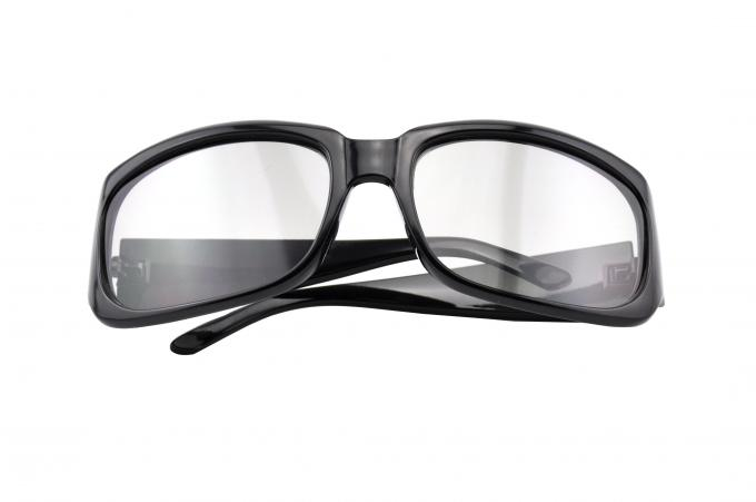 Reusable Anti Scratch Linear Polarized 3D Glasses 141 * 53 * 156mm