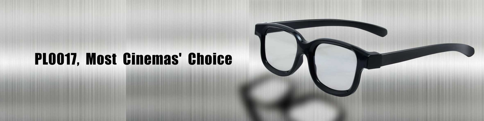 quality Circular Polarized 3D Glasses factory
