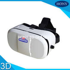 China Google VR BOX Virtual Reality Oculus rift 3D Glasses for 4-6.0 Phone , Bluetooth Control supplier