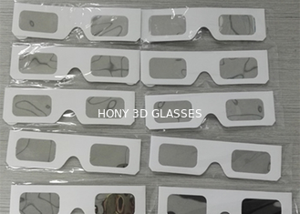 China Custom Paper Safe Solar Eclipse Glasses For Education School , Off Set Printing supplier