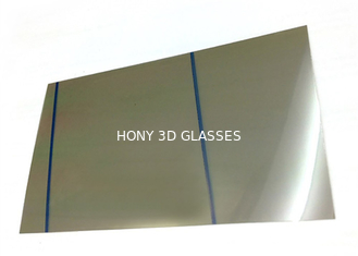 "China 32"" 42"" 46 Inch Matt Polarized Film Sheet Eco Friendly Grade A Material supplier"