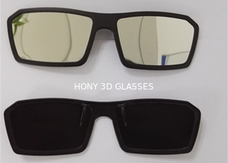 China Clip On ISO Safe Solar Eclipse Glasses Sun Viewer And Filters Density 5 supplier