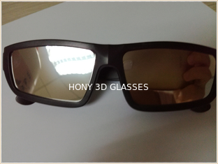 5 Density Anti UV Protection Passed solar filter glasses , PET glasses for solar eclipse
