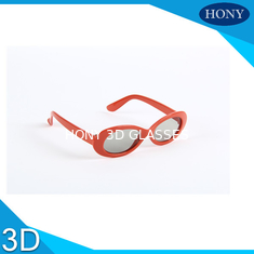 China Circular polarized  glasses /linear polarized glasses kids model supplier