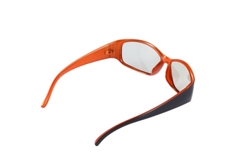 Make Premium Plastic Frame Television Movie 3D Polarizer Glasses Perfect Passive Cinema IMAX Linear Polarized Glasses