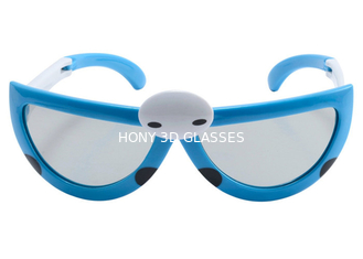Kids Passive Circular Polarized 3D Glasses For ALL Passive 3D TV RealD Theaters
