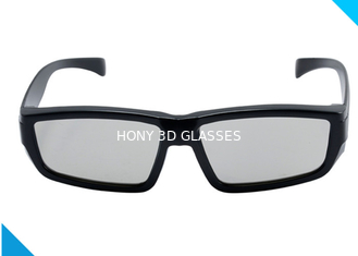 China Light Passive Circular Polarized Real D 3D Glasses for Movies&Cinemas supplier