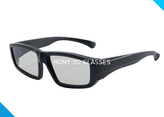 China Passive Circular Polarized 3D glasses For 3D TVs&RealD 3D Cinemas supplier