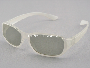 Scratch Free Long Time Use Passive Circular Polarized Glasses For Kino Use