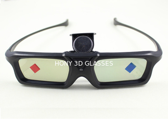 China 144HZ DLP Link 3D Glasses Active Shutter Cr2025 Battery Powered supplier