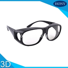Free Scratch  Linear Polarized Glasses , 0.7mm Thickness Passive Cinema 3D Glasses