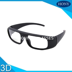 Washable Passive Linear Polarized 3D Glasses For Movie Theater PH0012LP