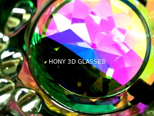 China Google Kaleidoscope Glasses For Holiday Rave Party Christma Music Festival Use supplier
