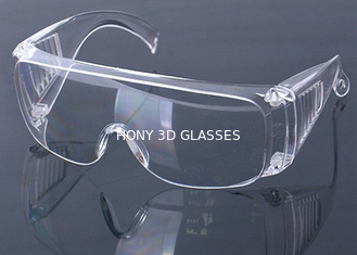 Pvc Hony Frame Material Newest Product Safety Goggles Eye Protection Clear Color
