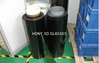 China Custom Grey LCD Polarized Film Sheet Anti Scratch / Monitor Polarized Film supplier