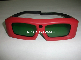 China PC Plastic Frame Active 3D Glasses Xpand Eco Friendly OEM ODM Service supplier