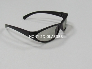 PC Plastic Circular Polarized 3D Glasses For Acer HP Laptop ROHS