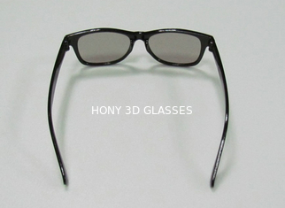 Make Your Own Plastic Linear Polarized 3D Movie Glasses 0°/ 90°
