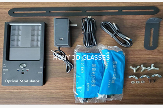 3D Modulator /Mini 3D  System For Home Theater /Cinema Support DLP-Link Projector 3D system