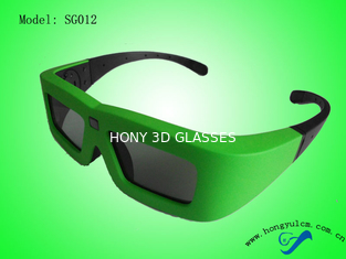 China CR2032 Lithium Battery Powerd DLP Link 3D Glasses Active Shutter 120Hz supplier