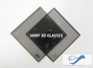 China Square Projector Polarizer Filter 3D Projectors Polarized Lens Filter supplier