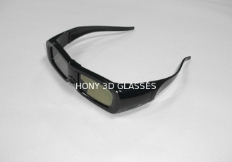 China Rechargeable Universal Active Shutter 3D Glasses With IR Receiver supplier