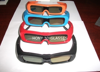 China Stereoscopic Universal Active Shutter 3D Glasses With Bluetooth For Samsung TV supplier