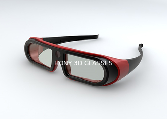 China 120Hz Artistic Design Active 3D Glasses With Cr2032 Lithium Battery supplier