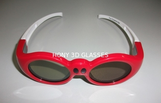 China Lightweight Xpand Active 3D Glasses With Extended Viewing Range ROHS Listed supplier