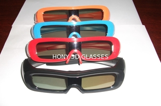 China Sony Universal Active Shutter 3D Glasses Lcd Lens , Infrared 3D Glasses supplier