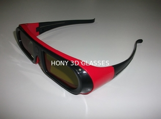 China High Transmittance Xpand IR 3D Glasses Waterproof For Adult / Kids supplier