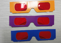 China Decoder Glasses for Sweepstakes and Prize Giveaways - Red / Red company