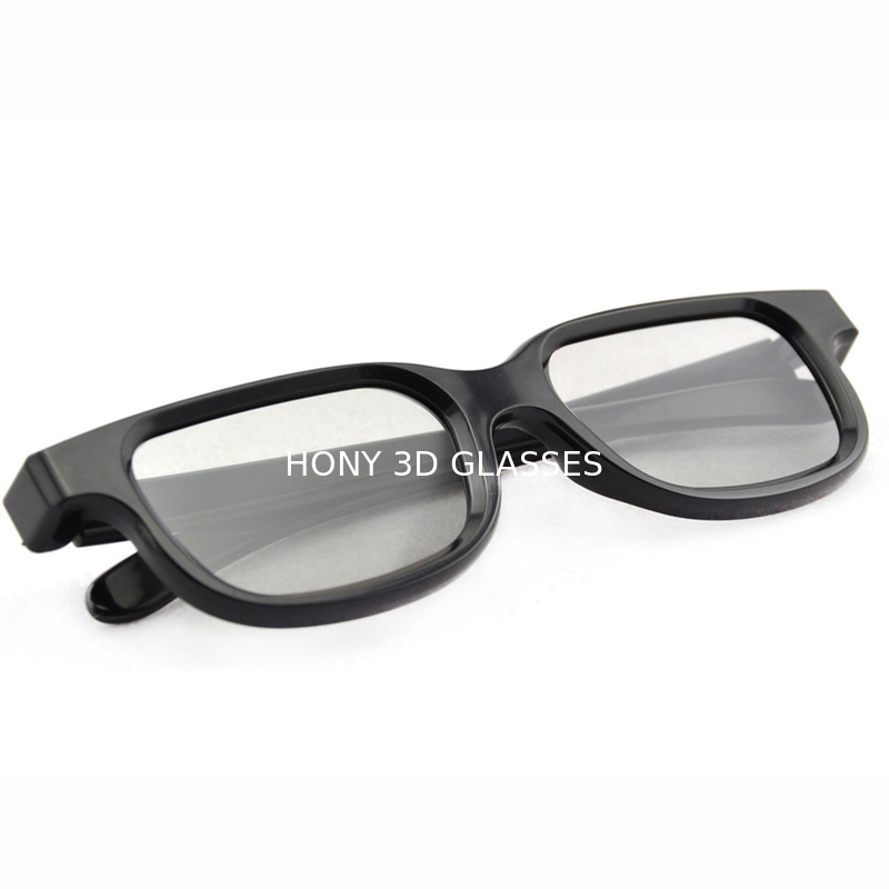 578665539b5 China IMAX 3D Passive Glasses Factory Wholesale with Cheap Price Black  Frame supplier