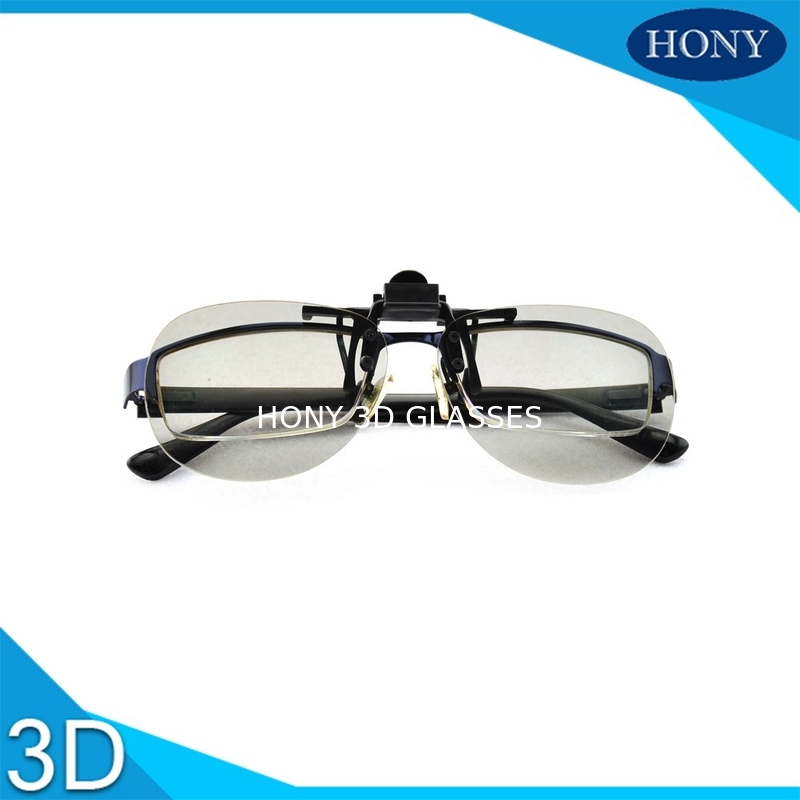 75327a359fd China Clip On Plastic Circular Polarized 3d Glasses For Theaters Flicker  Free supplier