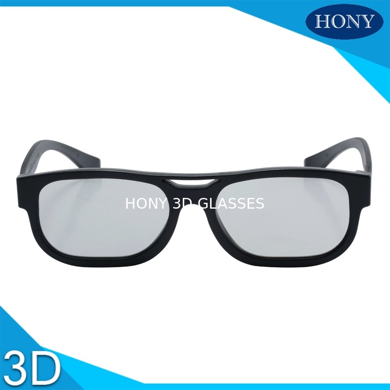 a7a546bc691 China Passive Linear Polarized 3D Glasses ABS Plastic Frame For Movie  Theatre supplier