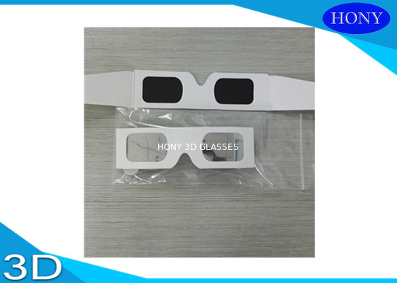 China Anti Scratch Solar Filters Solar Eclipse Glasses , 100 Protect Eyes glasses for solar eclipse distributor