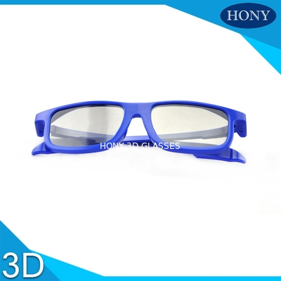China Passive circular polarized 3D glasses distributor