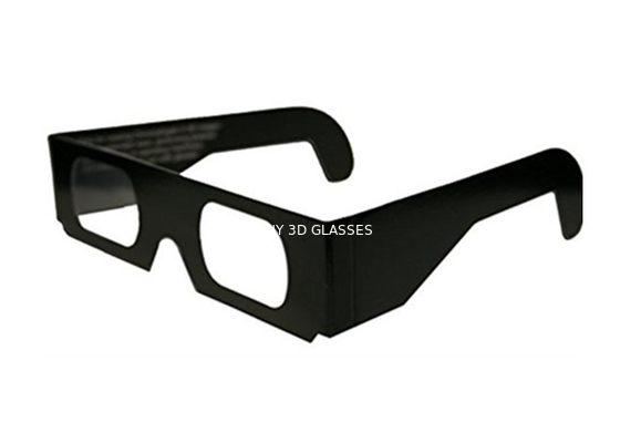 China Chromadepth 3d glasses,Cardboard Amazing 3D Effects Works on all 3D Reactive Images,For Indoor Use Only distributor