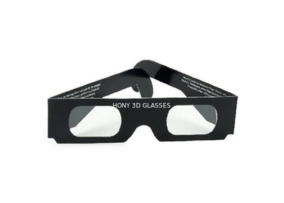 China Cheap Paper Passive Chromadepth 3d Glasses Changing Lights With Spectrum Separated Watch 3D Movie distributor