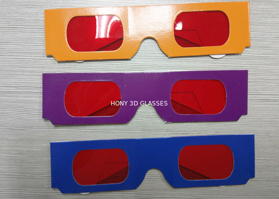 China Decoder Glasses for Sweepstakes and Prize Giveaways - Red / Red distributor