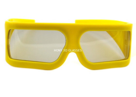 China IMAX Passive Unfoldable Extra Large Lens 3D Glasses Eyewear for Cinema Movie distributor