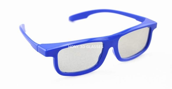 China Plastic Circular Polarized 3d Glasses For Reald 3d Masterimage Cinema Using factory