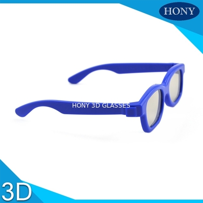 China RealD Cinema Passive 3D Glasses For Cinema Used kids Size One Time Use factory