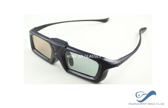 China Fresh Rate 120HZ DLP Link 3D Glasses with Active Shutter Powered distributor