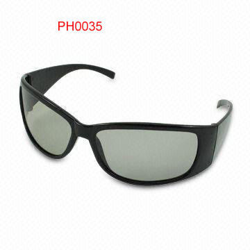Imax Cinema Black Linear Polarized 3D Glasses With 0.72mm Lenses